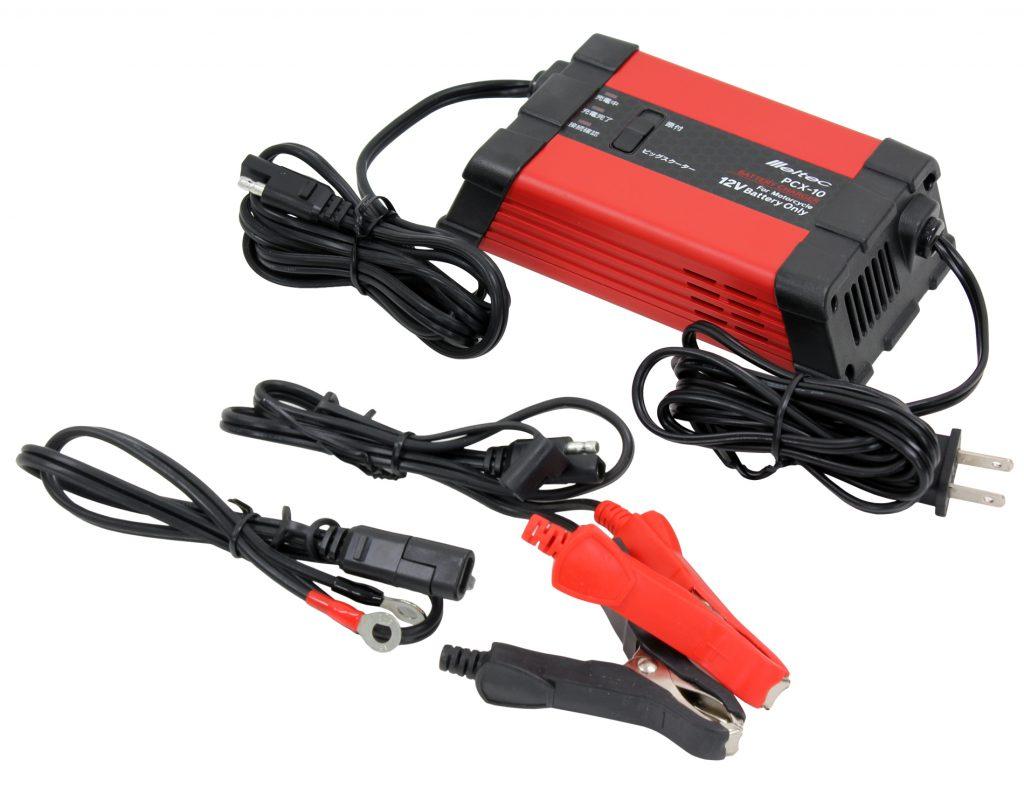 バッテリー 充電 器